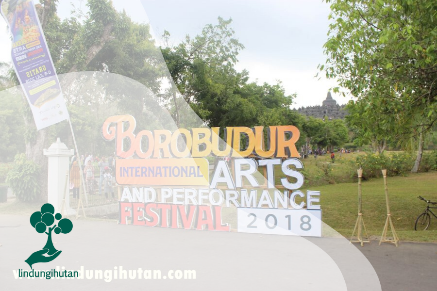 Borobudur Internasional Art and Performance Festival 2018
