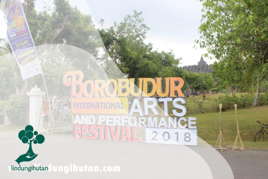 Borobudur Internasional Art and Performance Festival 2018