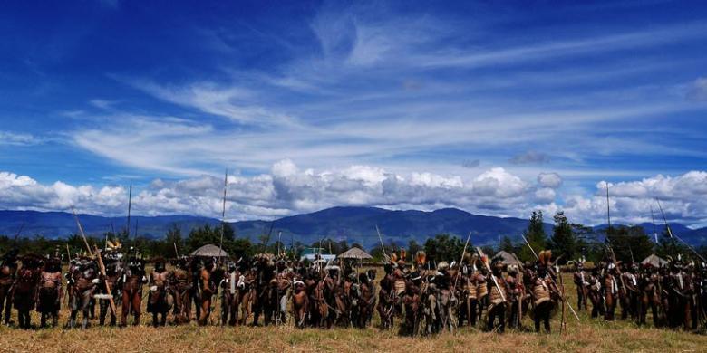 Festival Lembah Baliem