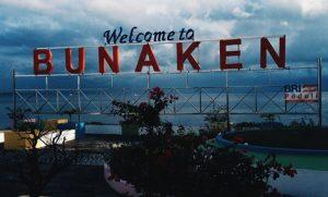 Surga Bawah Laut Taman Nasional Bunaken