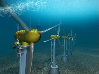 Energi Terbarukan Indonesia, Pasang Surut dan Gelombang Laut