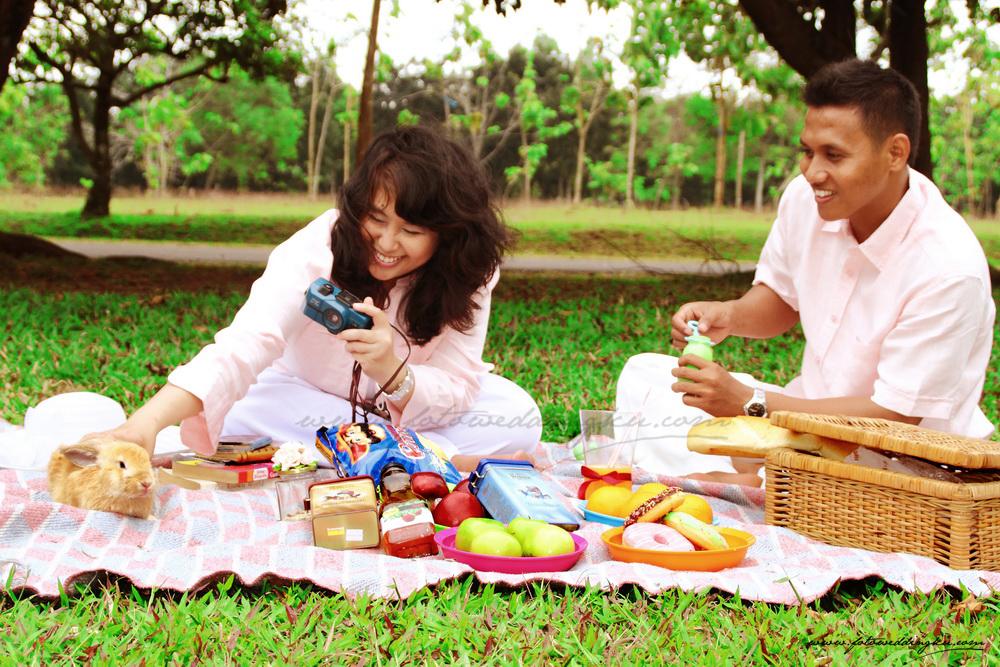 Piknik Sebagai Kegiatan di Hutan Kota