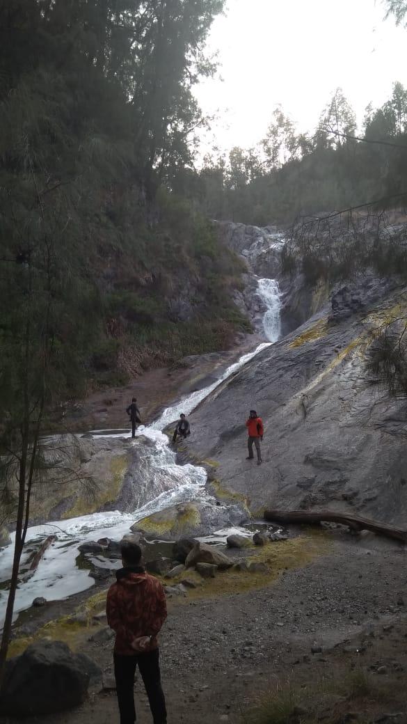 Air terjun Kalipahit, Ijen