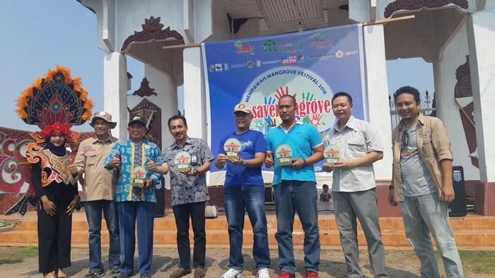 Mempawah Mangrove Festival (MMF) yang Dilaksanakan Setiap Tahun di MMP