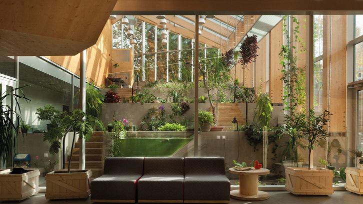Tempat Usaha Ramah Lingkungan