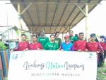 Aksi Relawan LindungiHutan Lampung Memperingati HCPSN, Tanam 500 Bibit Mangrove Di Teluk Betung