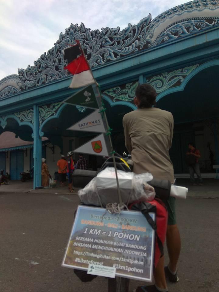 Beberapa Kota yang Disinggahi dalam Perjalanannya ke Bali