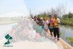 Persembahan Mangrove dari GREAT dan LindungiHutan