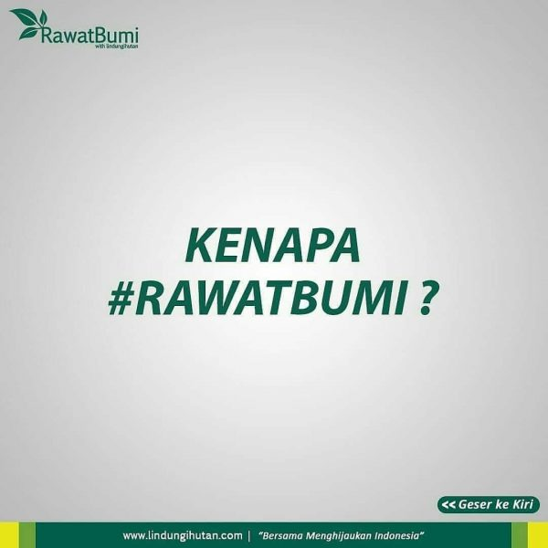 5 Alasan Kenapa Ga Akan Rugi Berkontribusi di RawatBumi