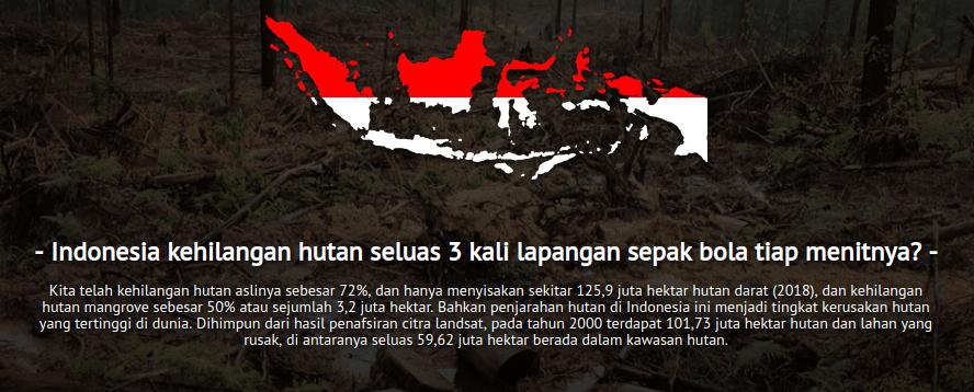 #HutanMerdeka Dukung Perjuangan Mereka