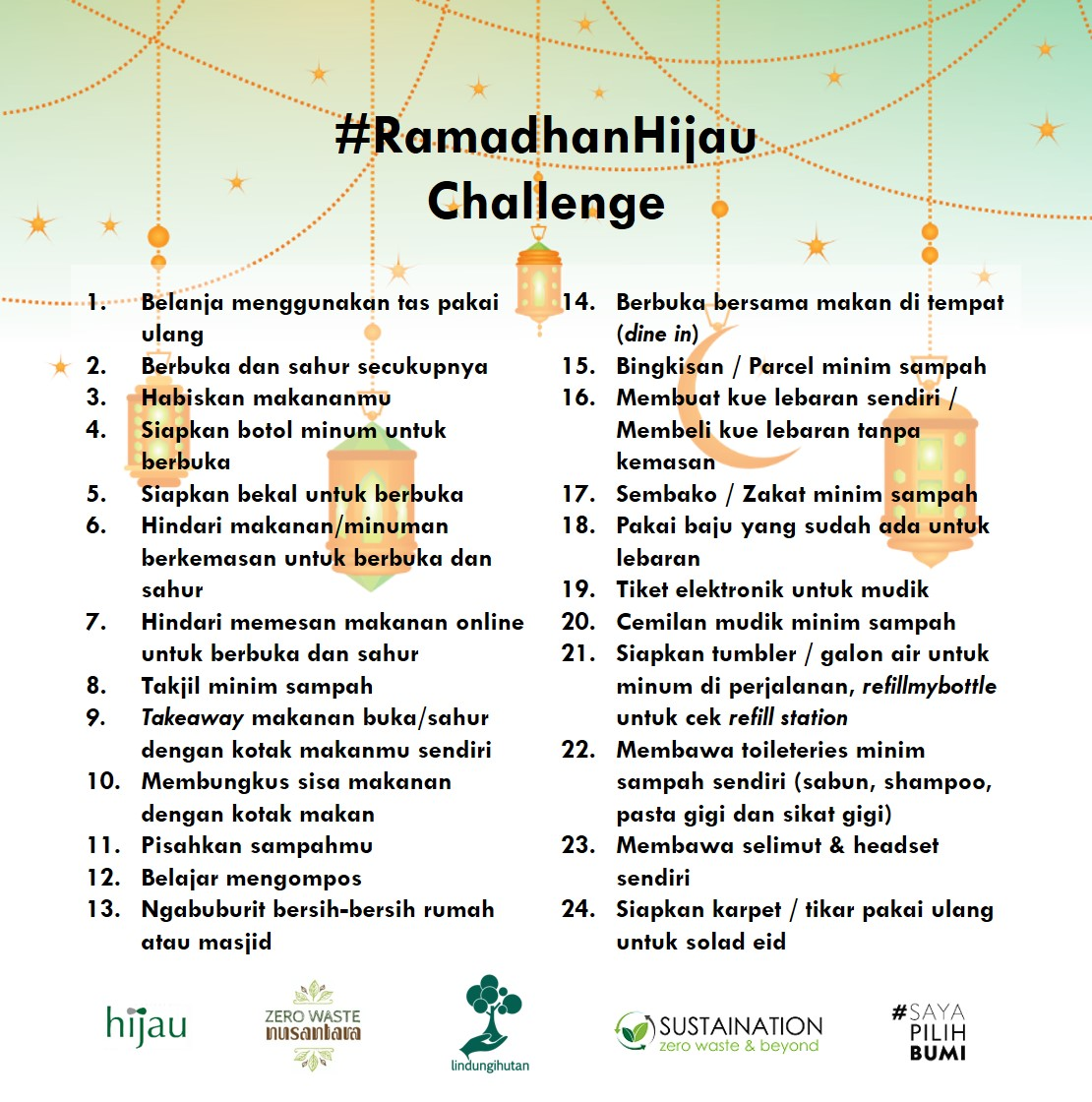 #RamadhanHijau-Challenge