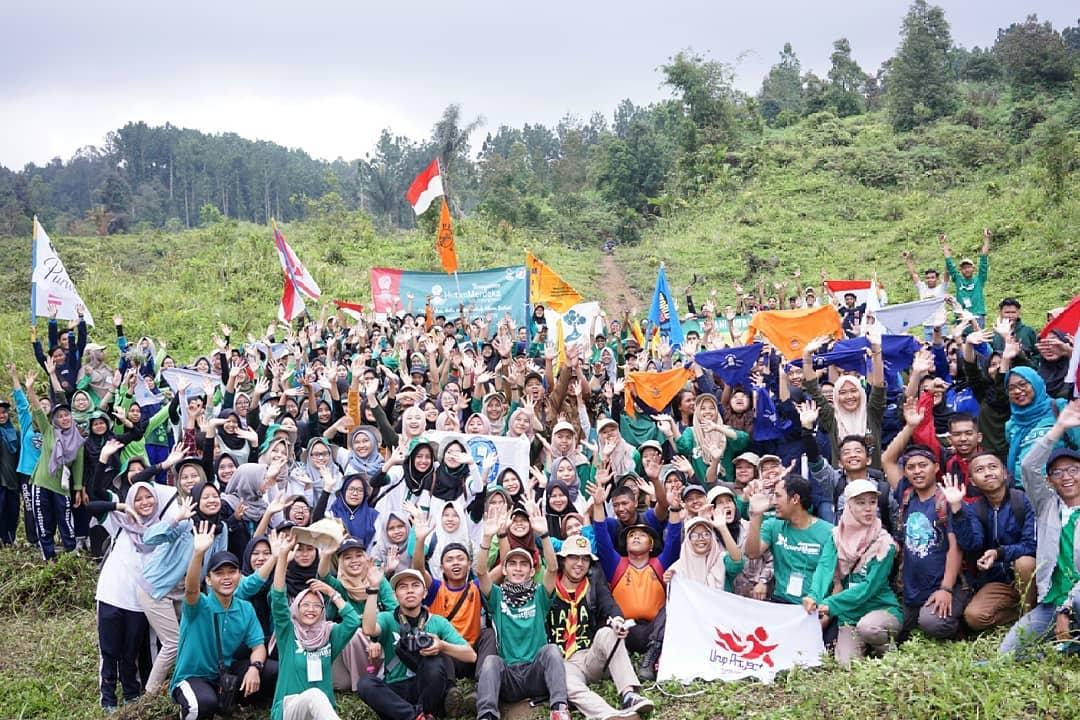 Partisipasi Panitia dan Peserta HutanMerdeka Banyumas-Pengertian Relawan-Wanaswara_Blog LindungiHutan