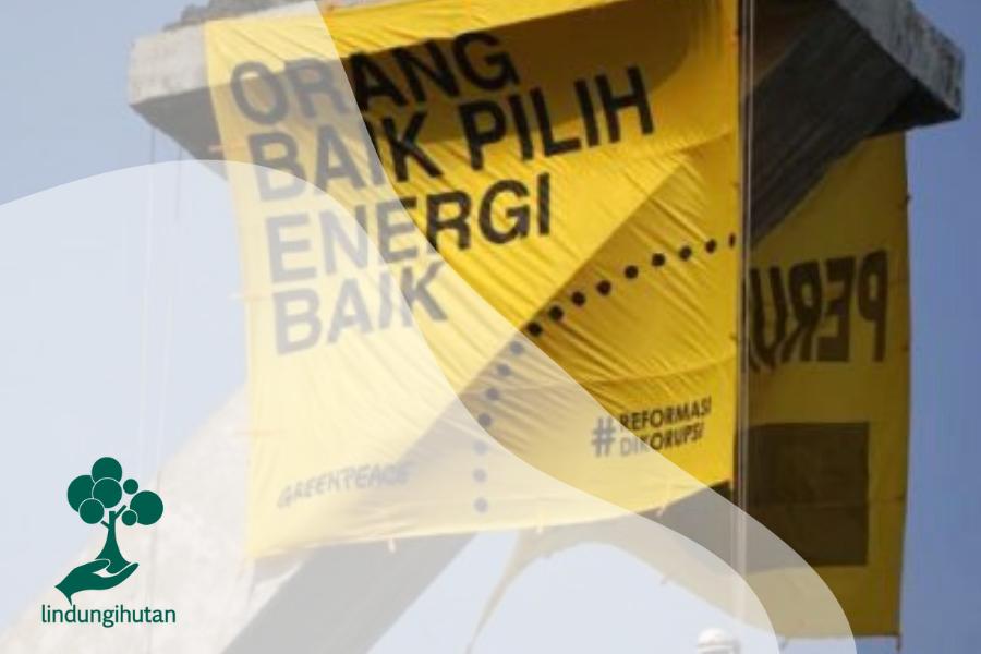 Spanduk Raksasa di Ikon Kota Jakarta: Sebuah Opini