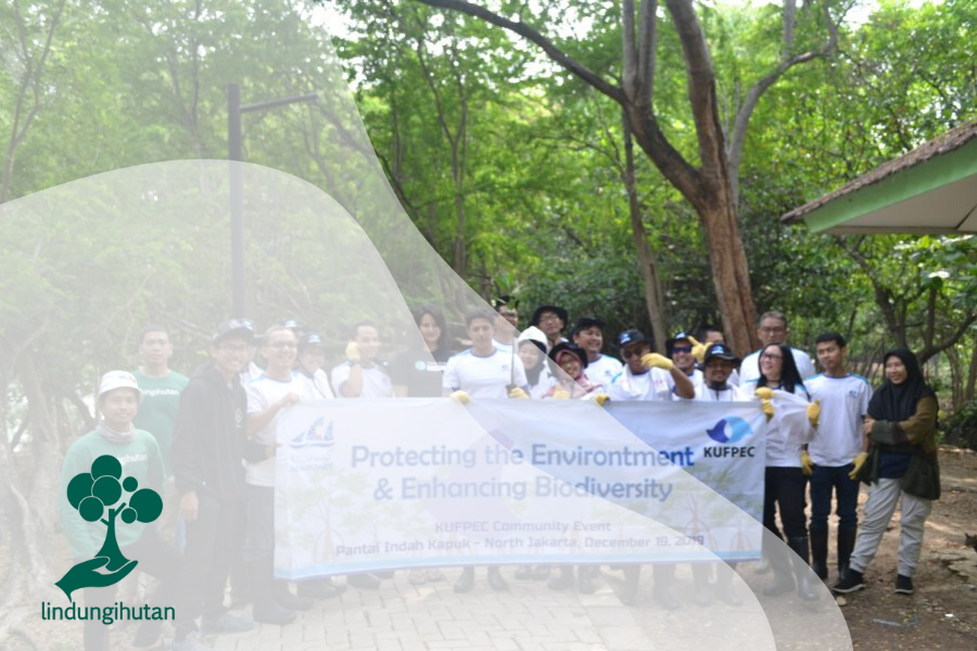 Melestarikan Hutan Indonesia bersama KUFPEC