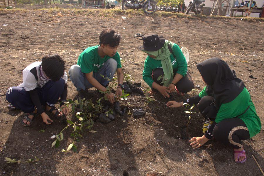 1.000 Mangrove untuk Situbondo
