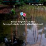 Ulang Tahun Kak Mila untuk Pantai Indah Kapuk, Jakarta