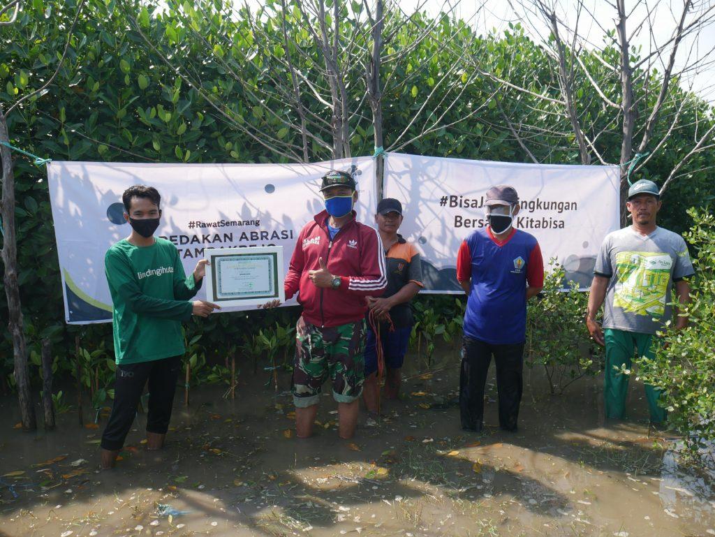 Kampanye Alam RawatSemarang dan BisaJagaLingkungan