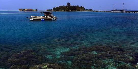 Kepualauan Seribu, surga dan oasis yang indah di utara jakarta