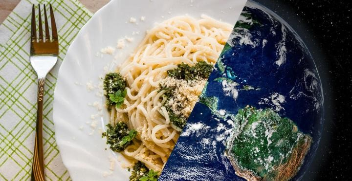 Makanan dan Jejak Karbon