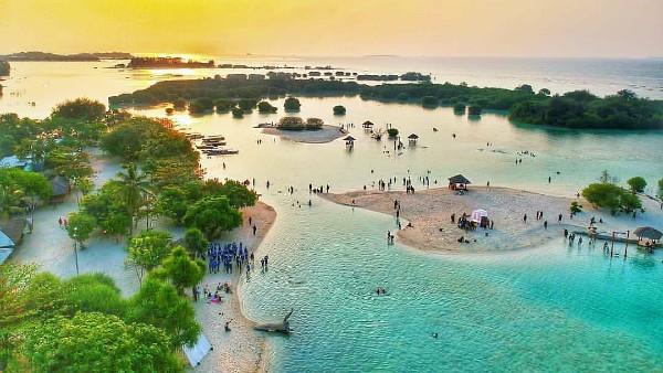 Kepulauan Seribu, eksotisme taman nasional di jawa yang tidak jauh dari ibukota