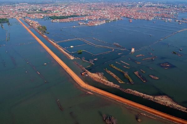 Semarang nyaris tenggelam