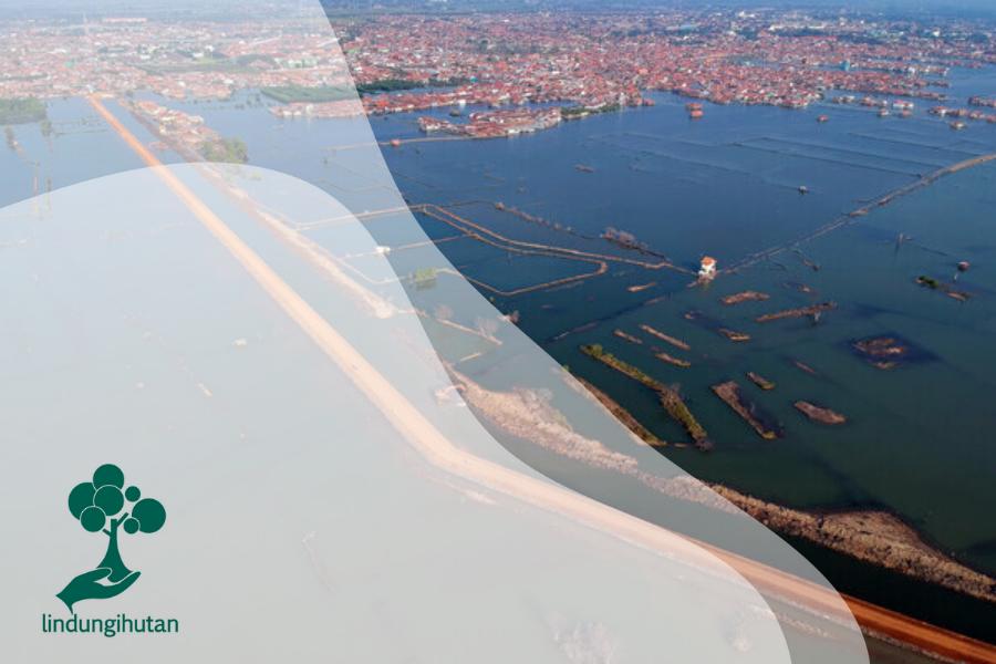 Kenaikan Muka Air Laut Berpotensi Tenggelamkan Indonesia