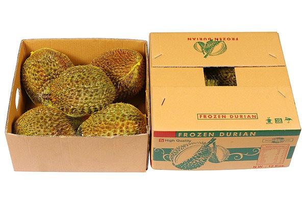 Panen Buah Durian – Wanaswara