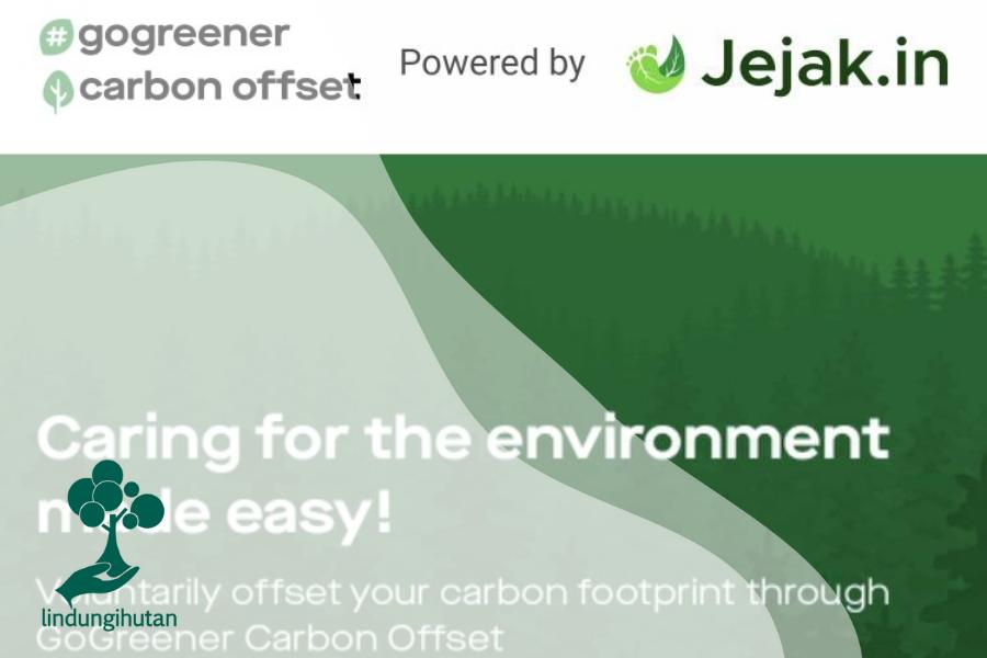 Gojek Berkolaborasi dengan Jejak.in Luncurkan GoGreener Carbon Offset