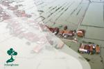 Dampak Kenaikan Muka Air Laut, 6 Wilayah di Indonesia Diprediksi Tenggelam pada 2050