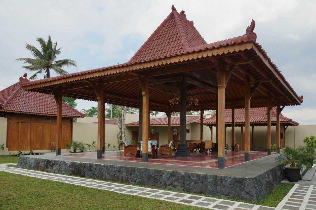 Rumah Joglo Jati