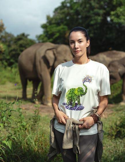 Artis Nadya Hutagalung- Artis peduli lingkungan