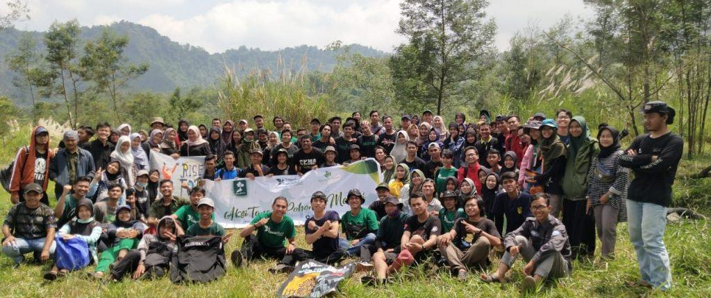 Gambar Relawan LindungiHutan