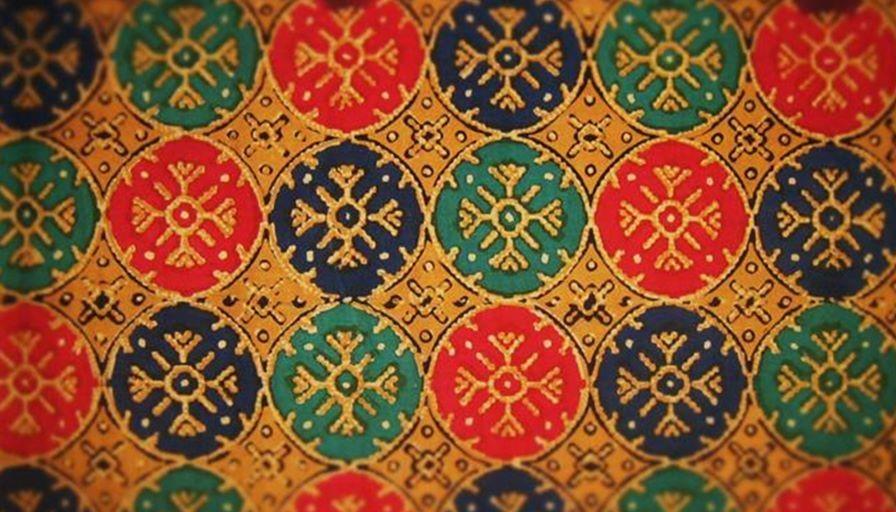 Batik Motif Jlampran
