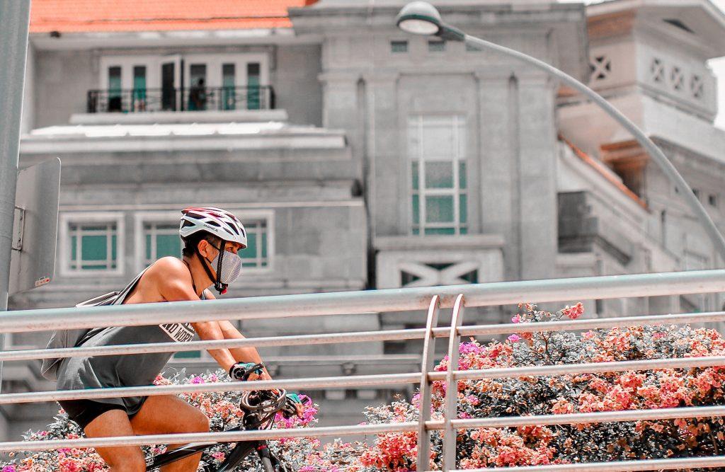 Sepeda Bersepeda
