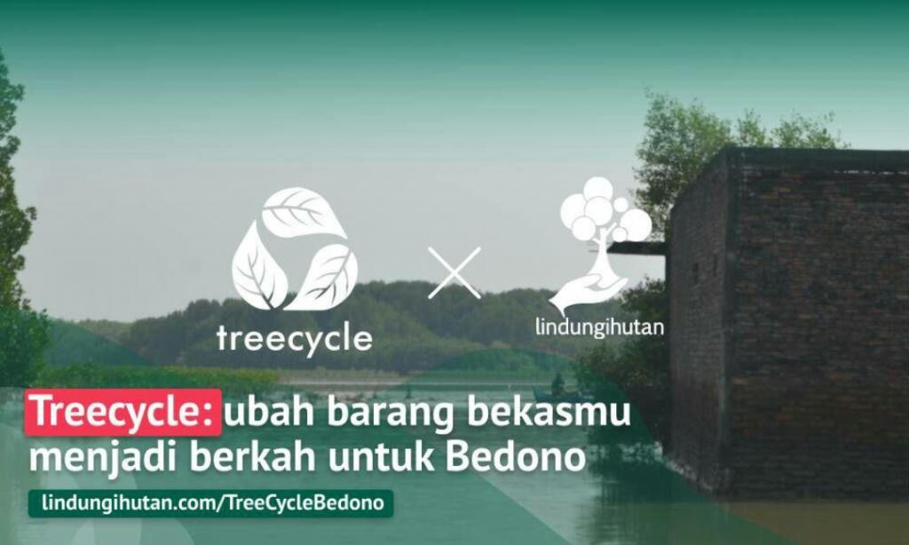 Kampanye Alam Treecycle