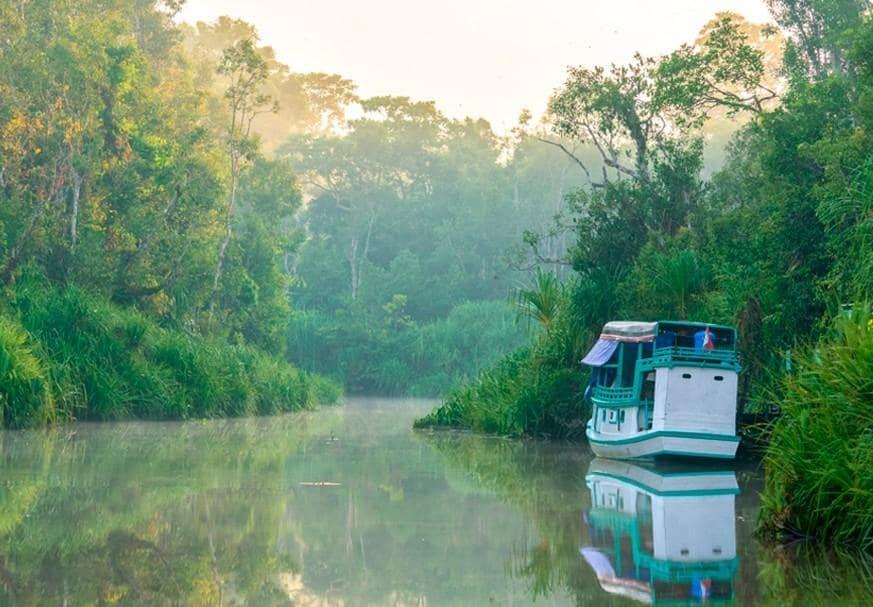 Gambar 1_Keindahan Taman Nasional Tanjung Puting, Kalimantan
