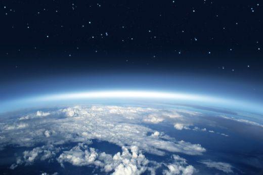 Ilustrasi Atmosfer Bumi Dokumentasi atmosfer.gen.tr