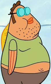 Gambar 5. Si gendut Jessie dalam kartun Spongebob