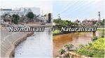 Normalisasi dan Naturalisasi Sungai, Apa Perbedaannya?