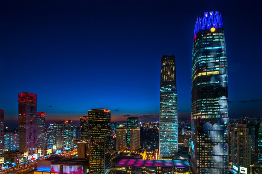 Gambar 2. LED di Pusat Kota