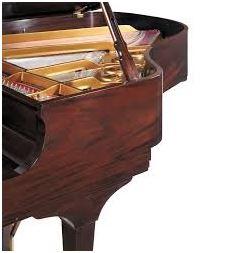 Piano olahan kayu indianrosewood © steinwaynaples.com
