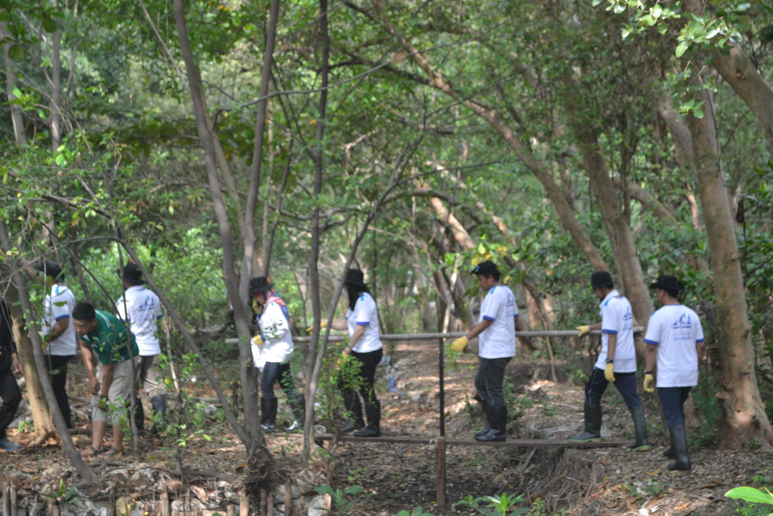 Dokumentasi Pribadi Tim Lindungi Hutan
