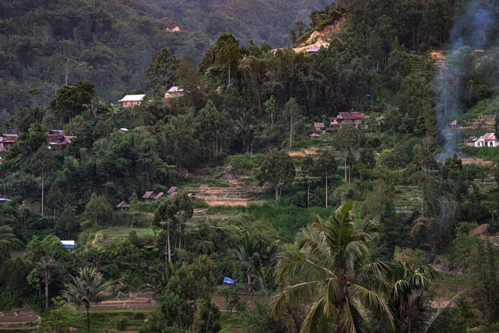 Desa Rantetarima © mongabay.com