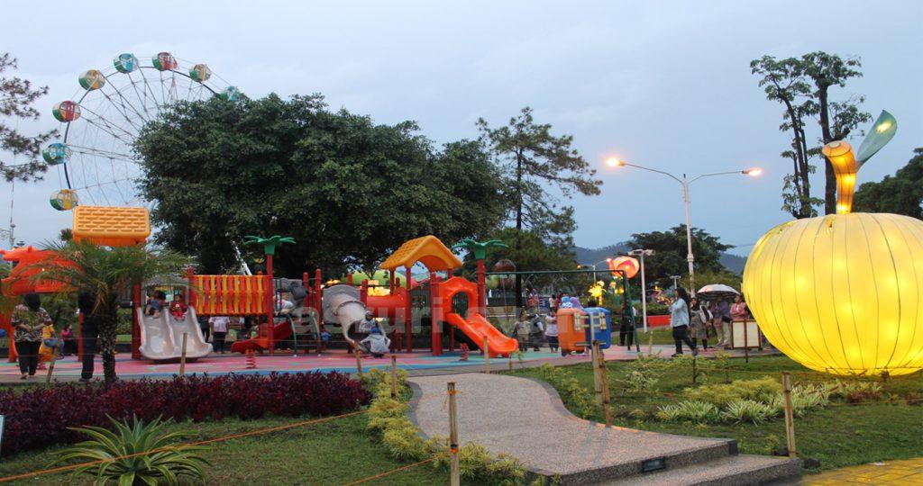 Gambar 3. Taman Kota Batu