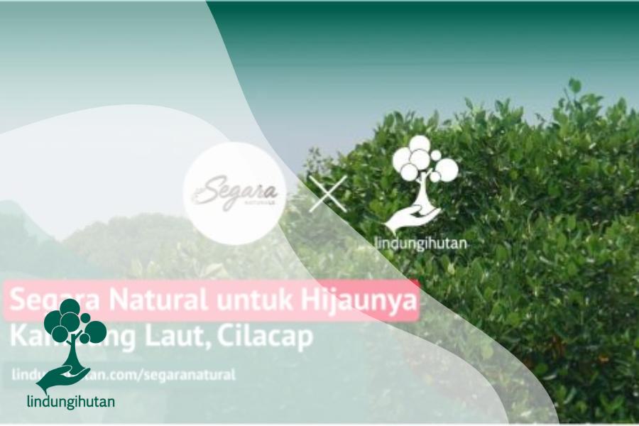 Segara Naturals untuk Hijaunya Kampung Laut, Cilacap
