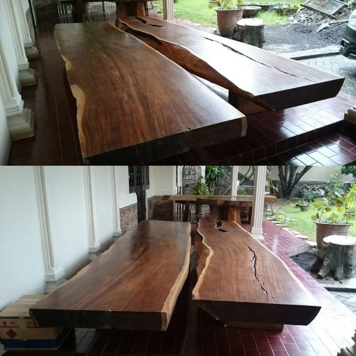 Meja kayu Sonokeling © arlett