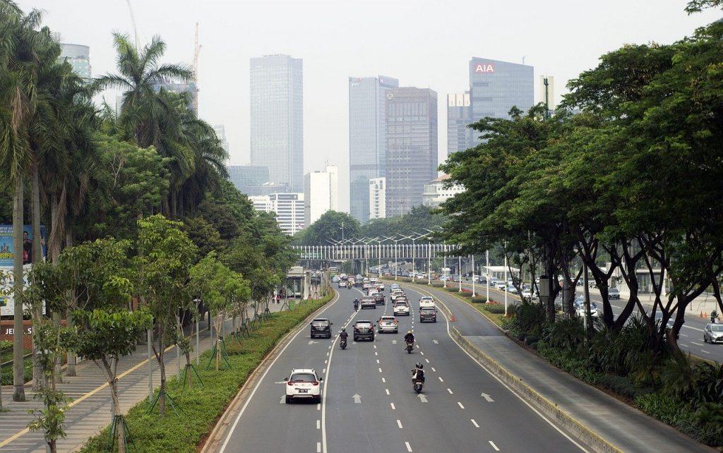 Gambar 2. Pemandangan Jakarta