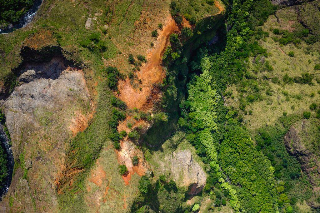 Gambar 1. Tanah Longsor