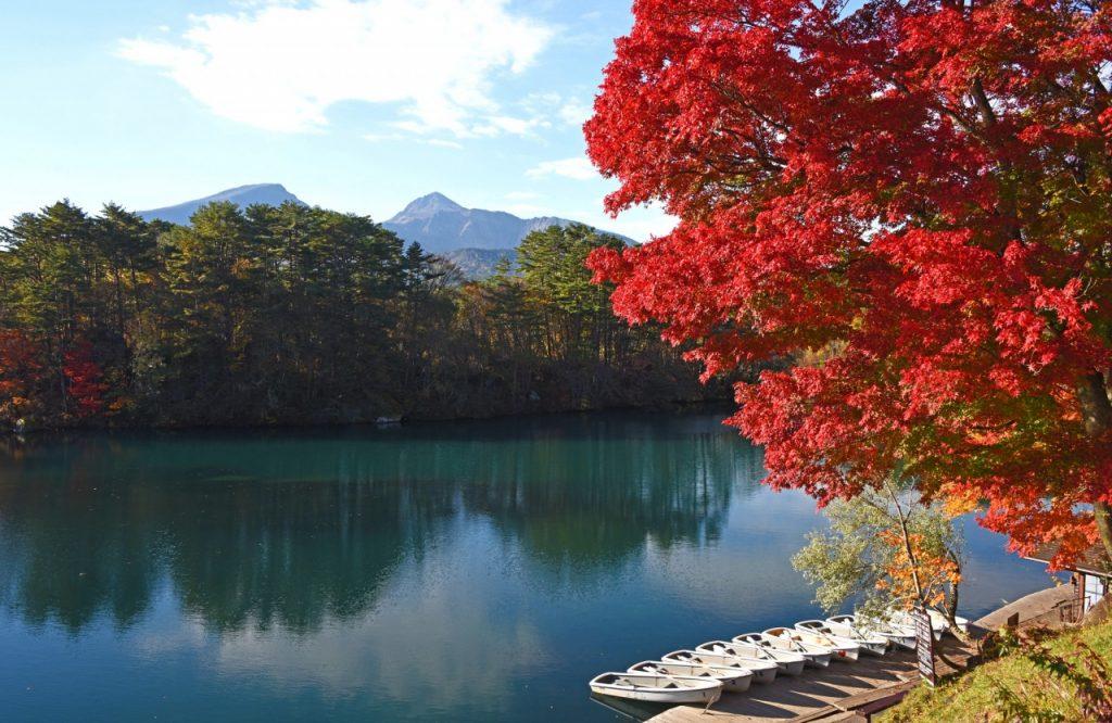 Danau Goshiki-Numa