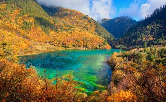 Danau Wuhua Hai